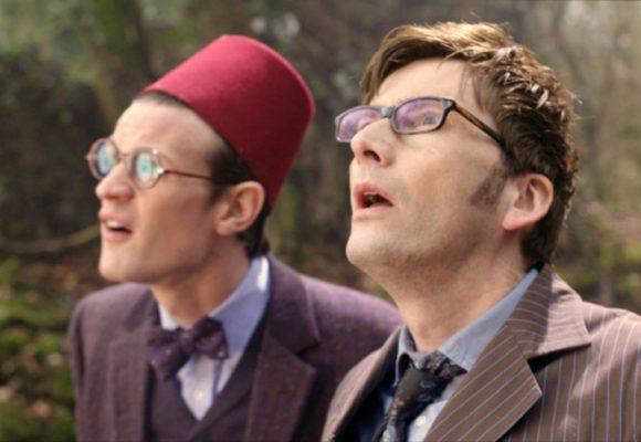 Рекап. The Day of the Doctor. Главным героем юбилейного Doctor Who оказался… Джон Роулс?