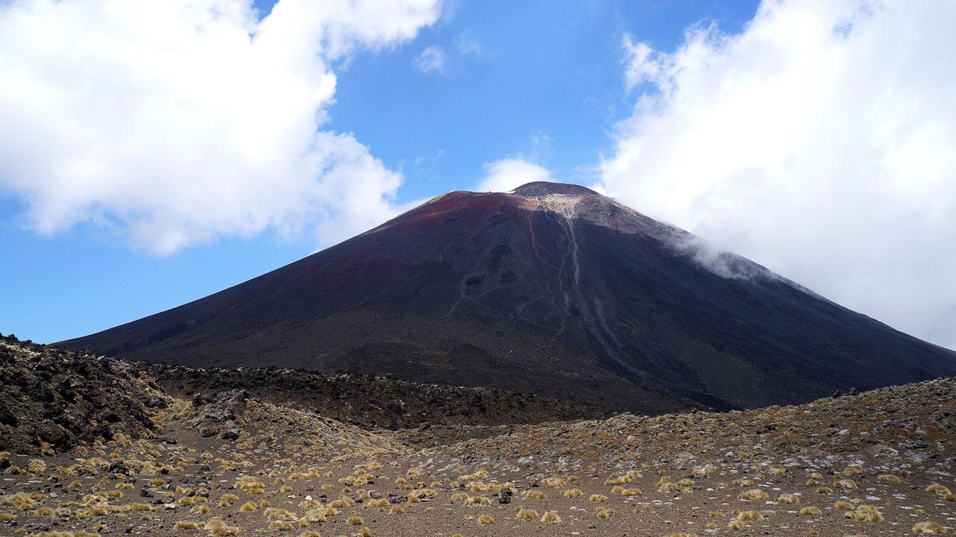 Путешествие по Новой Зеландии. Часть 3. Суета вокруг вулканов